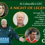 A Night of Legends at the Armagh City Hotel